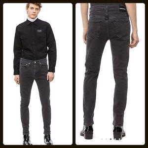 Calvin Klein Skinny Moulant Jeans
